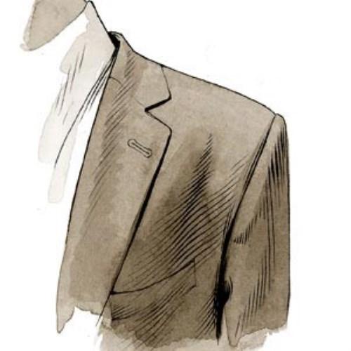 Đệm Lót Vai Jacket